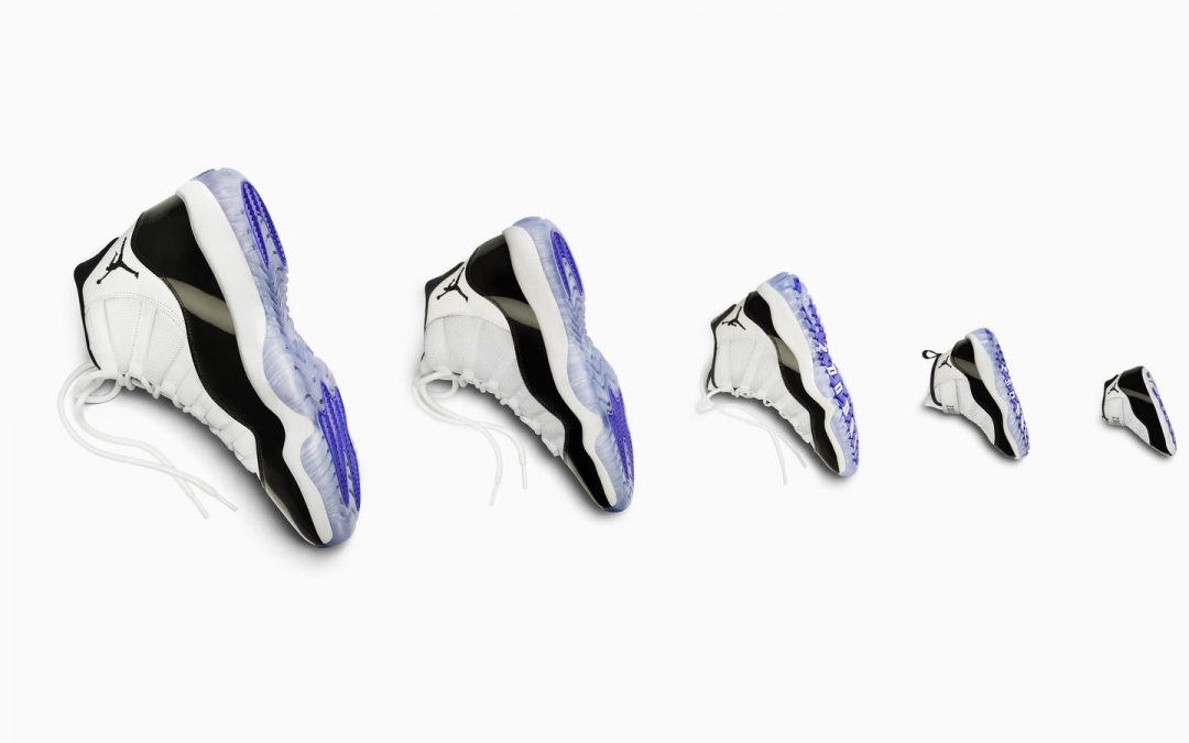 "The Return of the Holy Grail — Air Jordan 11 ""Concord"""