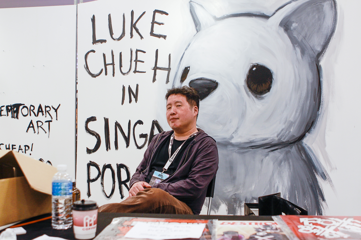 Luke Chueh And The Unbearable Changes