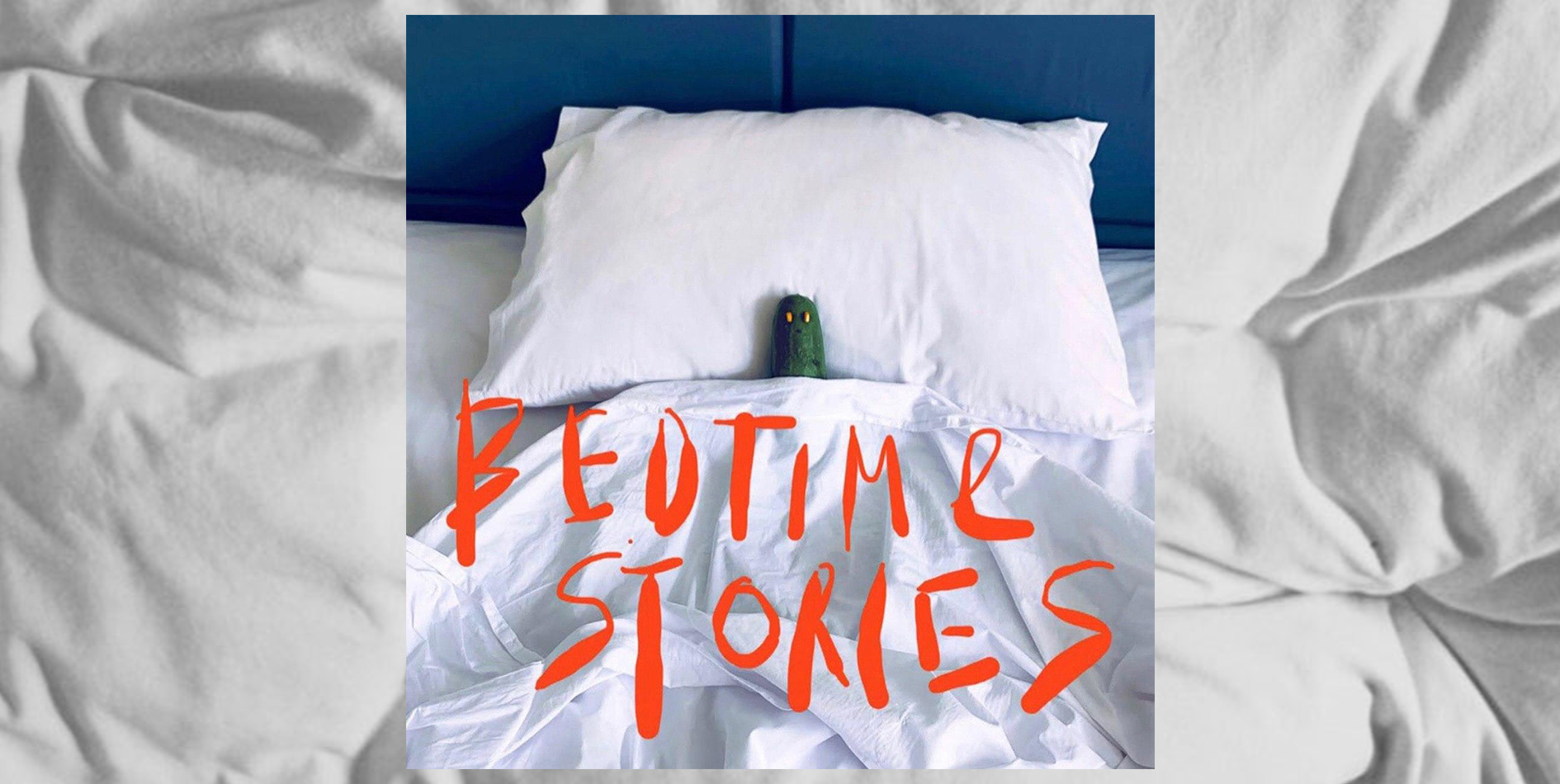 Fall Asleep With New Museum's 'Bedtime Stories' Series
