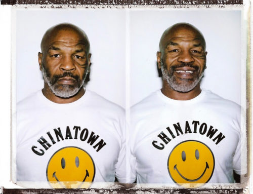 Square Up With Mike Tyson x Chinatown Market Exclusive Capsule