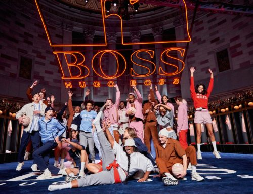BOSS and Russell Athletic Define Off-Court Chic